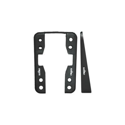 Khiro Angled Wedge Drop Thru Shock Pads - 80a