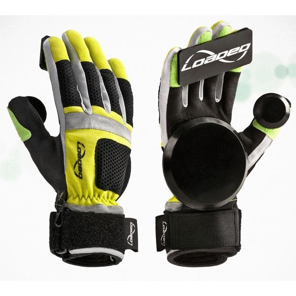 Loaded Freeride Slide Gloves - V6