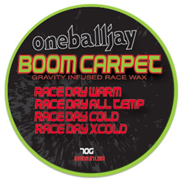 One Ball Jay Boom Carpet Race Day Wax 2012 - ALL TEMP 70g
