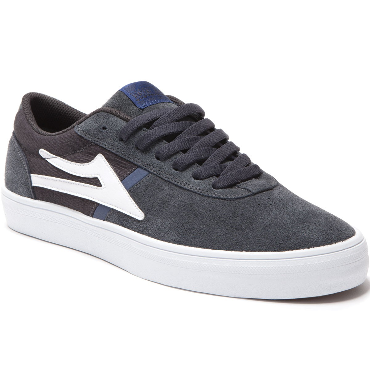 Lakai Vincent Shoes - Phantom Suede - 10