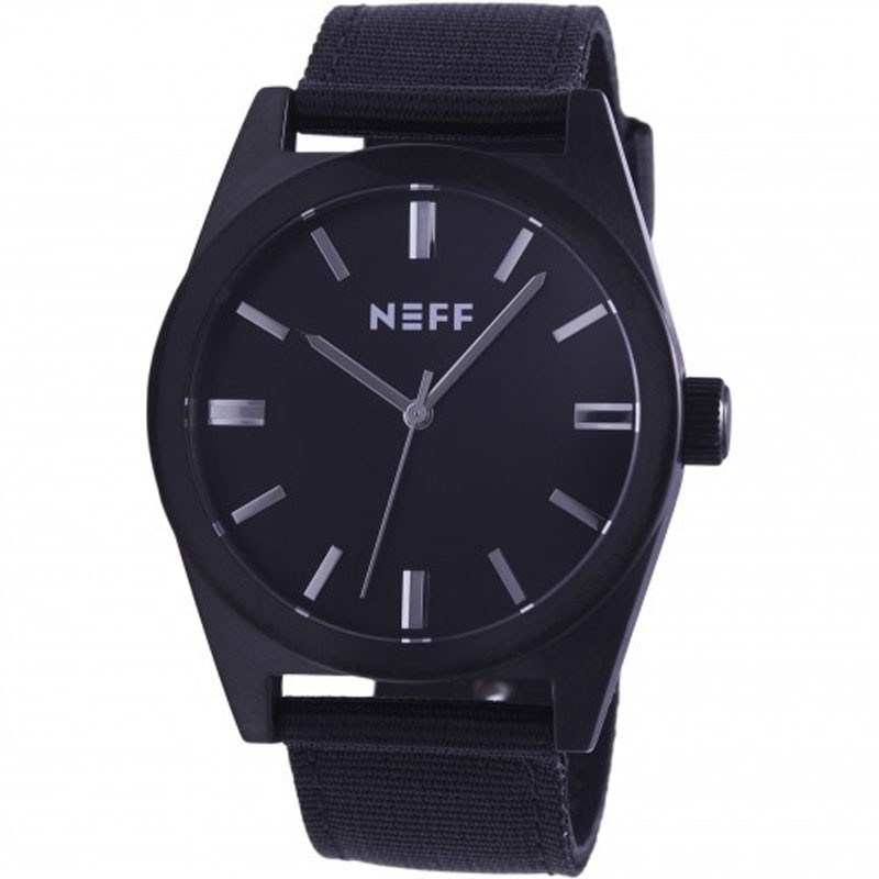 Neff Nightly Watch - Black / Black