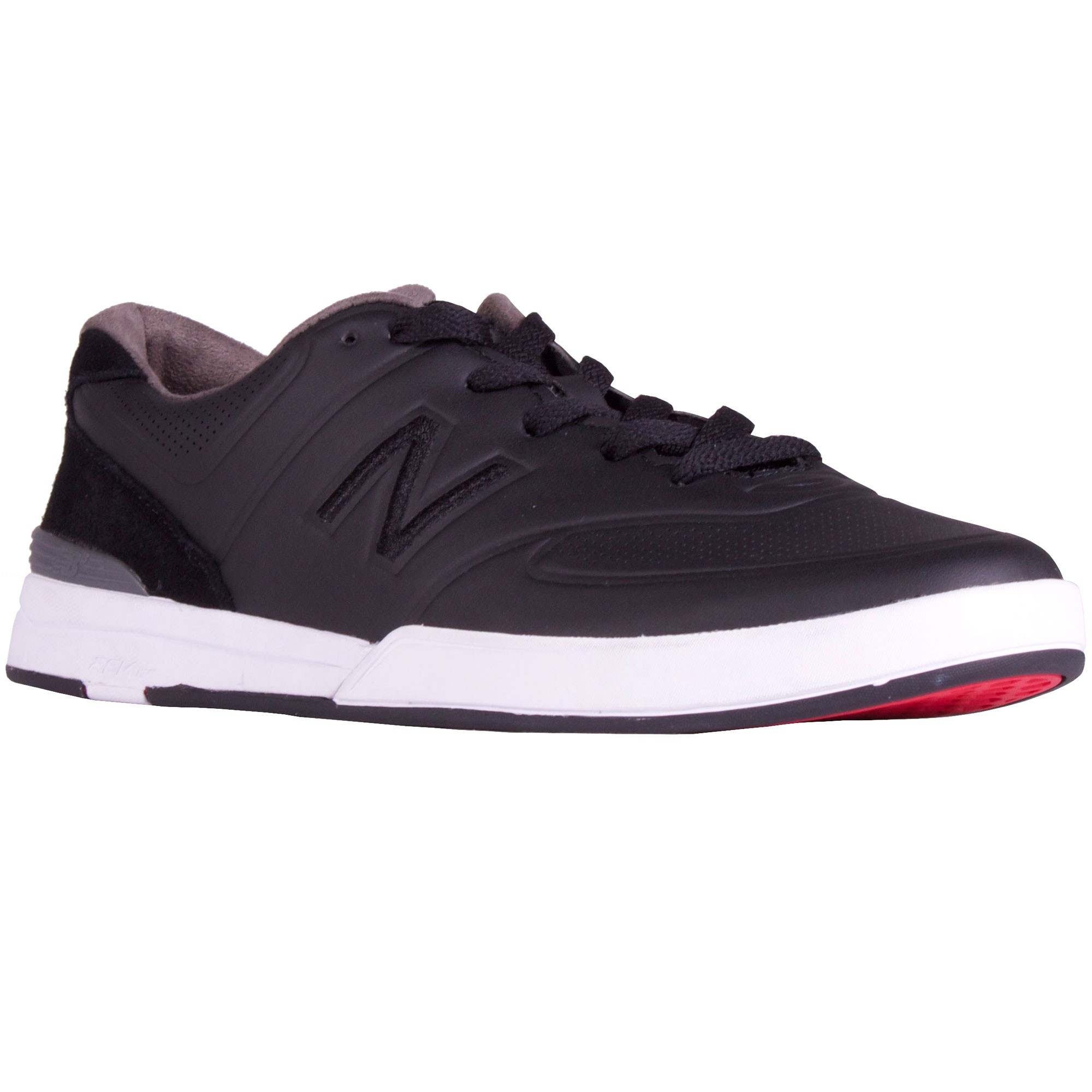 New Balance Logan 637 Shoes - Black / Black