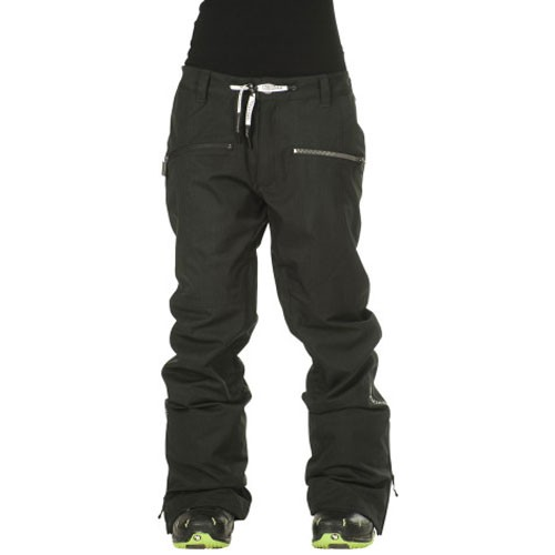 Nikita Penrose Women's Snow Pants - Jet Black