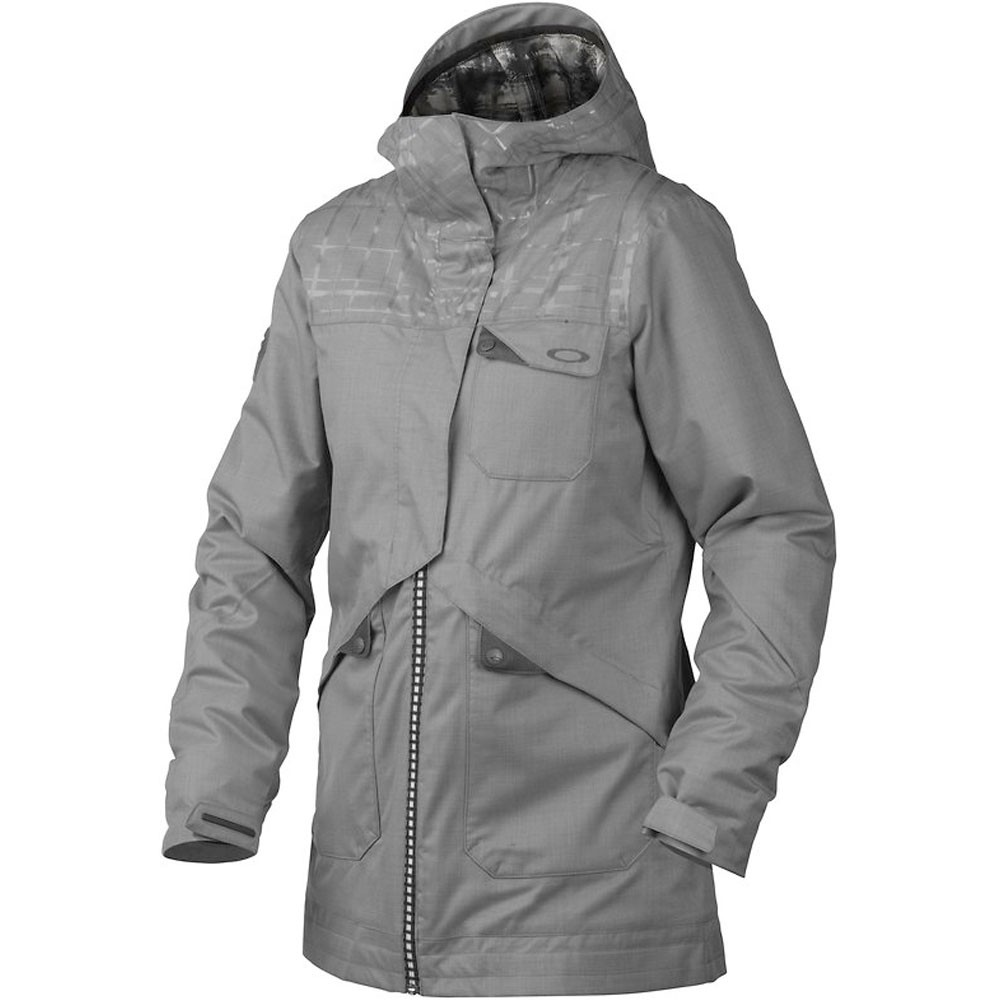 Oakley Village Women's Jacket - Raven