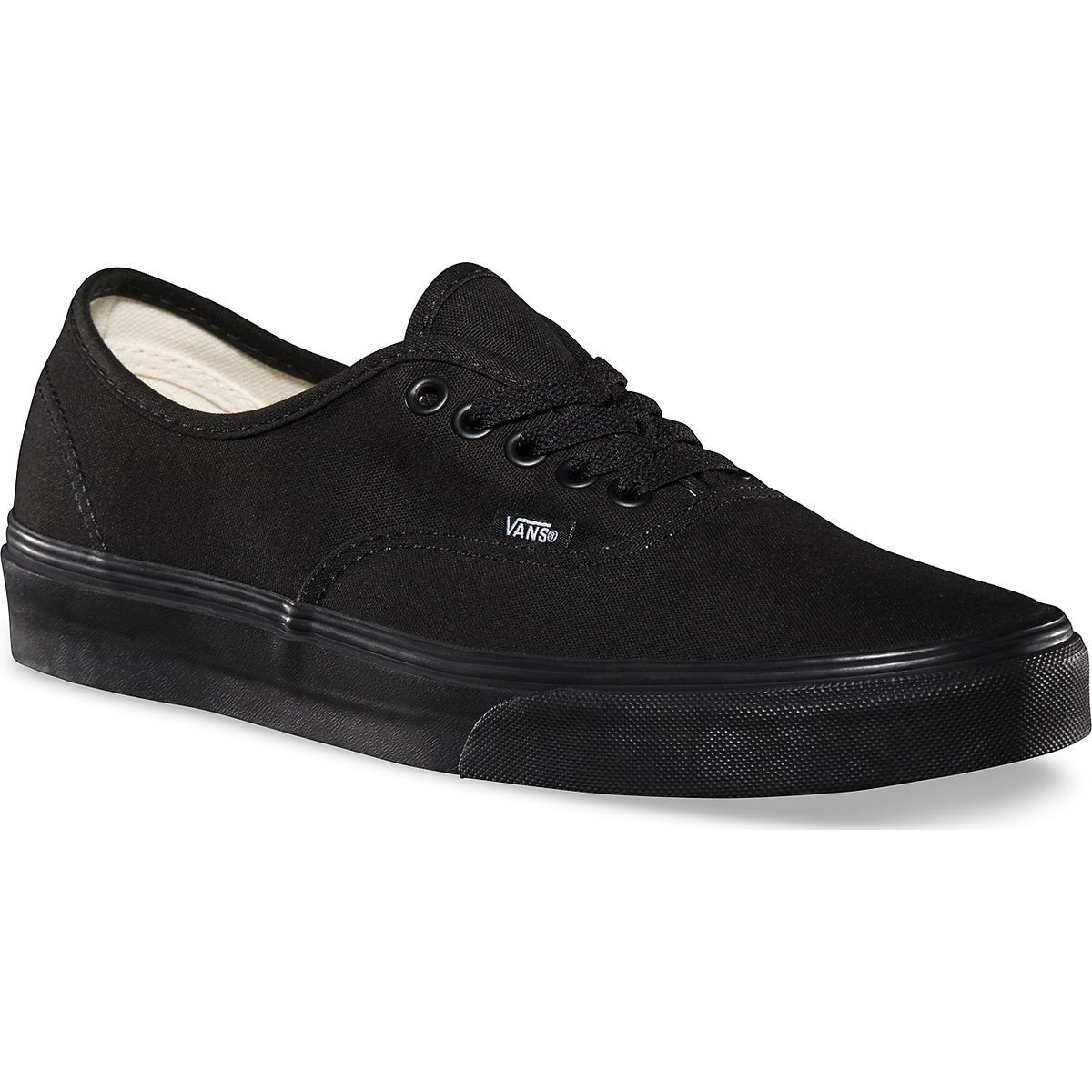 Vans Original Authentic Shoes - Black / Black