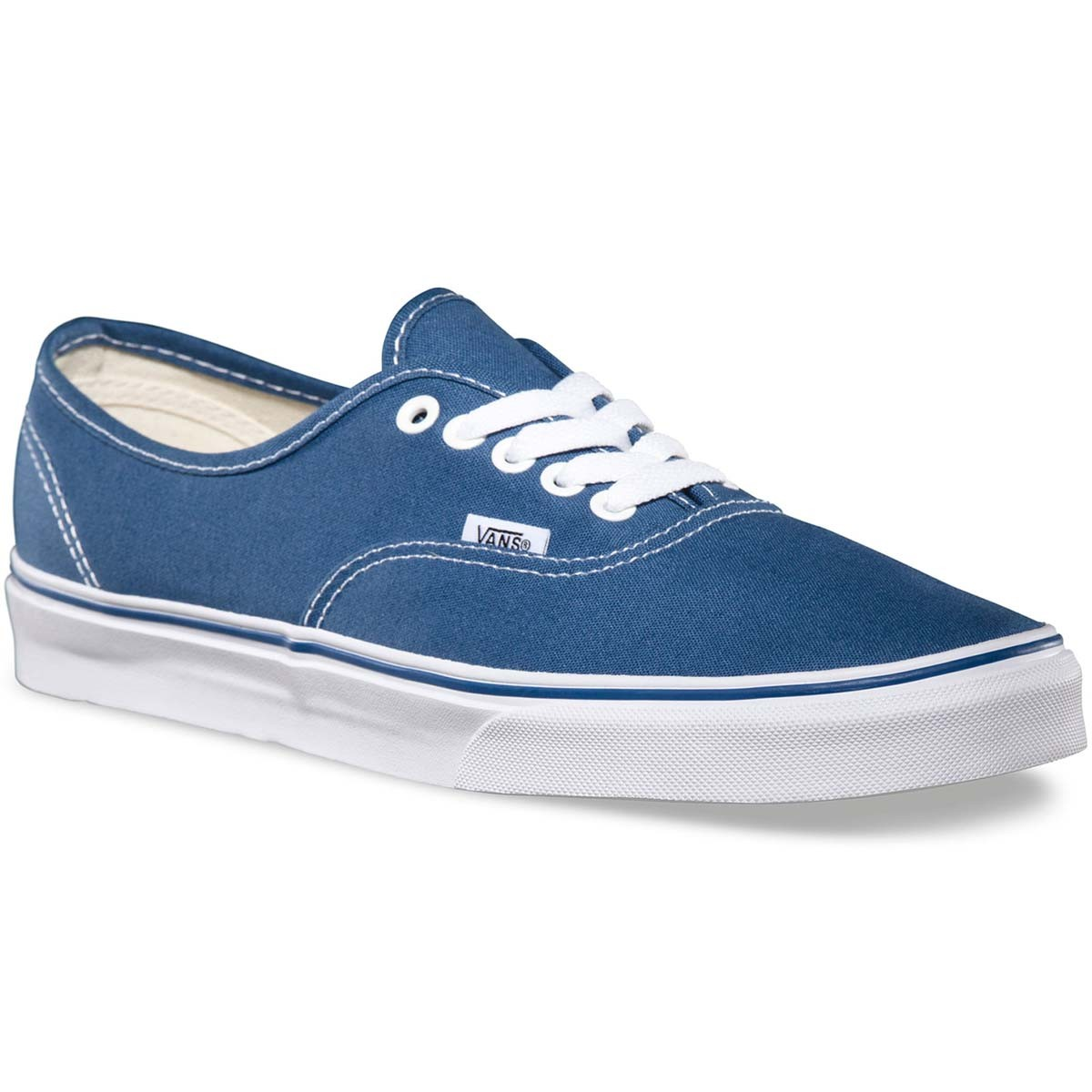 Vans Original Authentic Shoes - Navy 14.0