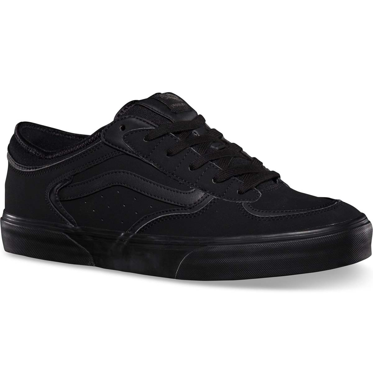 Vans Geoff Rowley Pro Shoes - Blackout 12.0