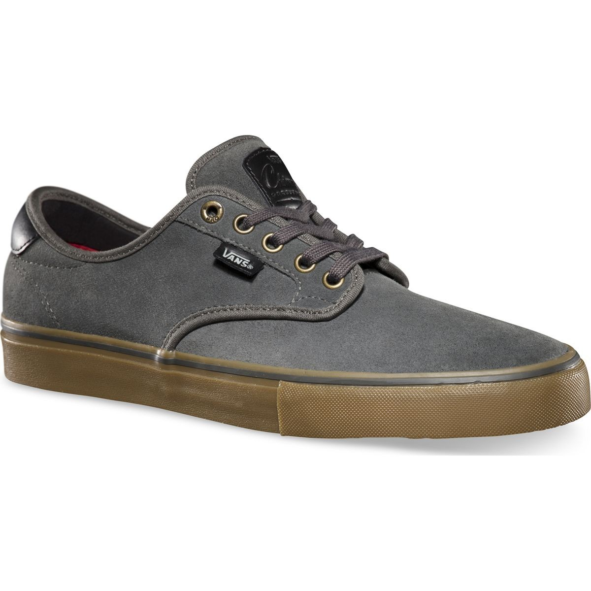 Vans Chima Ferguson Pro Shoes - Charcoal / Gum