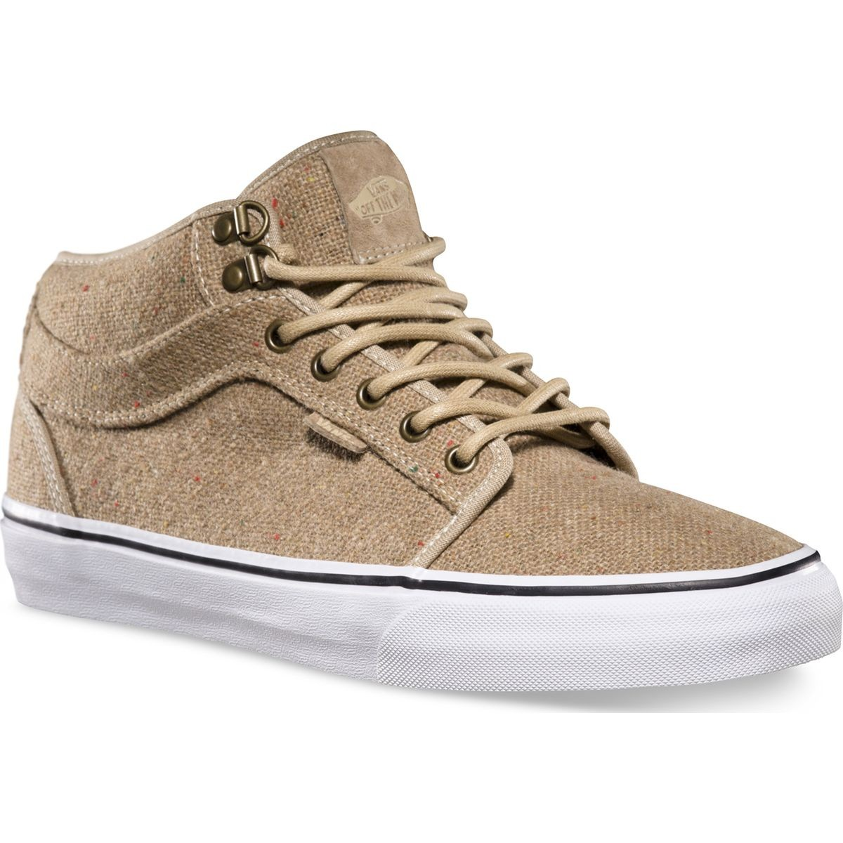 Vans Chukka Mid Shoes - Outdoor Tan