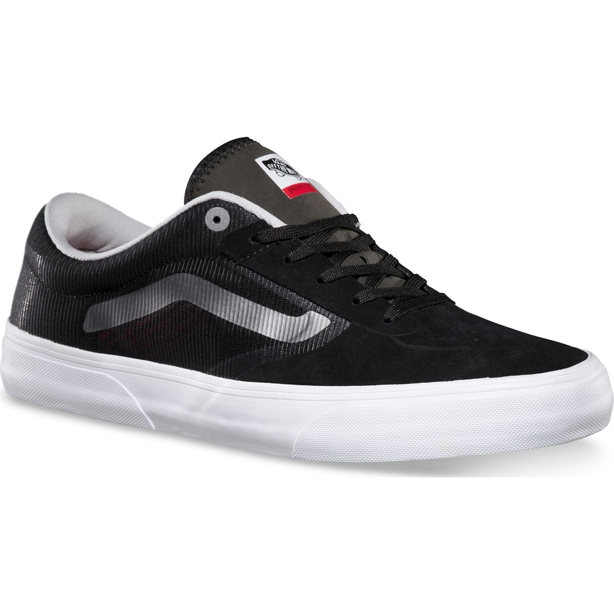 Vans Rowley Pro Lite Shoes - Black 13.0