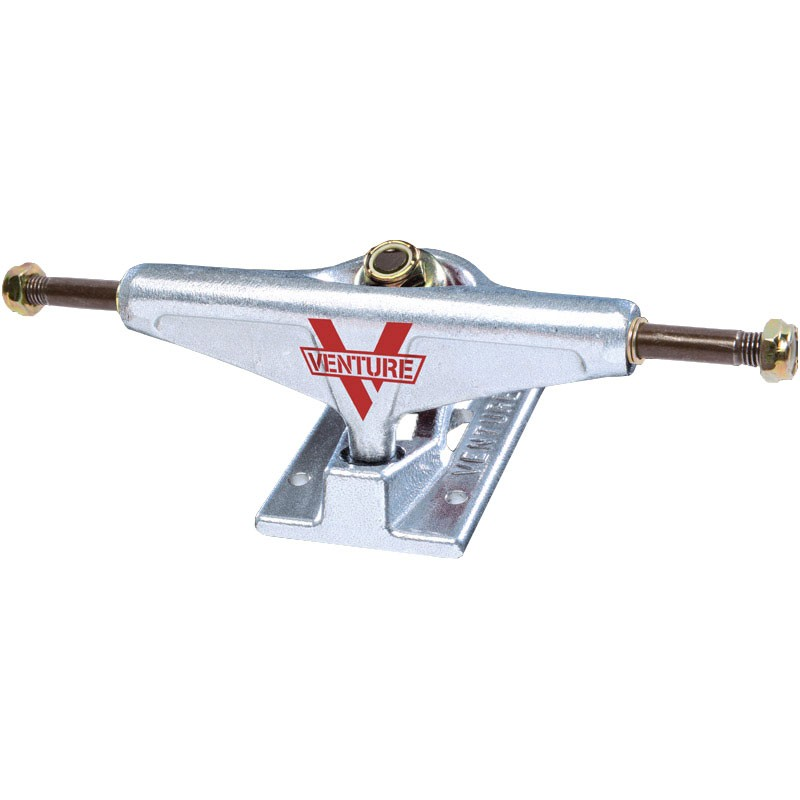 Venture 5.0 Hi Polished Skateboard Trucks