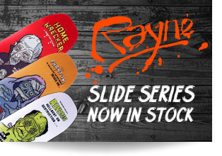 Rayne Slide Series Now in Stock