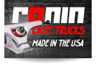 Ronin Cast Trucks Made in the USA